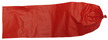 Boyaux artificiels Nalo top rouge Ø105 F/50cm le paquet de 25