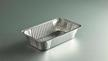 BARQUETTE ALU 1/4 GASTRO 1500ml (263X160X55,5mm) paquet de 100