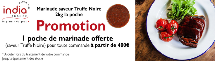Promotion Marinade
